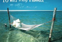 Hammocks / The Backyard and Patio Store has huge selection of rope and pillow top hammocks to cozy up in with a good book or enjoy an afternoon nap.