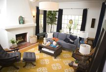 Living Rooms / by Katie Giles
