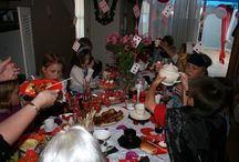 Alice in Wonderland party - Miki 11th