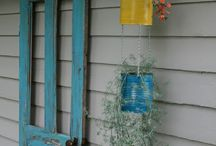 Garden / Everything from up cycled garden ornaments to flower bed designs / by Heather Simpson