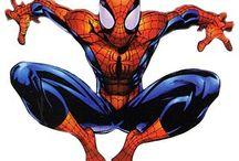 oh spiderman. / by Joset Kamali