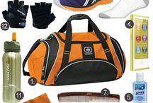 Gym Bag Essential for Him