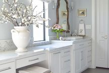 baños marmol carrara