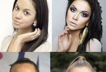 Make-up before & after - persone quasi irriconoscibili