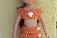 Vêtements pour Paola Reina, Cheries. / Tricot, crochet, couture