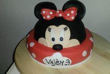 Mijn eigen taarten