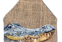 Go Gators!  Cool products to decorate with!