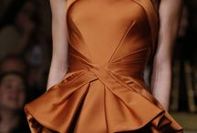 rust color, burnt orange / by ann rusch