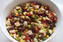 Salate und Vorspeisen