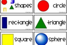 Primary Math- Shapes / by Natalie Davis