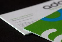 Визитки / Необычные, нестандарные, эксклюзивные и просто красивые визитки http://lettersdigits.com/print/vizitki/