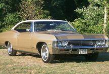 Cars - Chevrolet