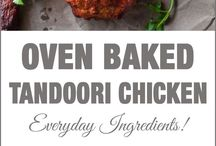 Tandoori chicken 2018