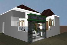 Mr. Z Arifien Residence, Madiun Jawa Timur Indonesia