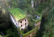 OF THE MOST BEAUTIFUL ABANDONED PLACES AND MODERN RUINS I'VE EVER SEEN / Ancient History