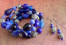 Bracelets Handmade / one of a kind bracelets by B*jeweled Vintage