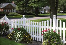 Vinyl Fences / by Fence Workshop™