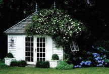 potting/garden shed love