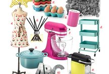 Kitchen gadgets / Cool stuff that I want in my kitchen.
