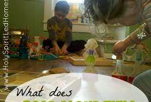 Homeschooling - Read-Aloud Time