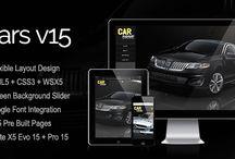 Website x5 v15 Templates