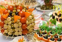 Еда для вечеринки