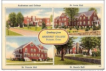 Connecticut Colleges / You can also visit http://collegehistorygarden.blogspot.com/ for more information.