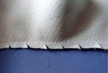 sewing-front opening
