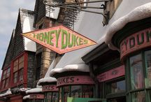 I solemnly swear I am up to no good... / Tips and things to remember for our Harry Potter World Trip