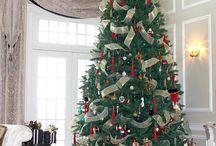 Christmas trees / by Carla Halupka