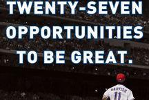 #NeverEverQuit 2015 / by Texas Rangers