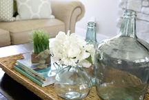 coffee table decor