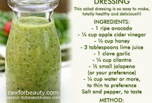 Paleo dressings and sauces