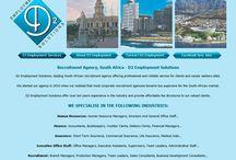 D2 Employment Solutions Website Design
