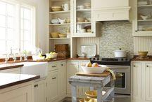 Kitchen  / Renovation / by Carol Hahn