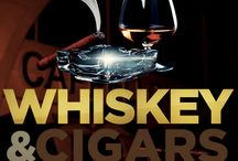 Whiskey & Cigars / A night for the guys
