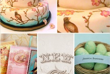 beautiful cakes, magnifiques gateaux / by Florence Gravot Créations