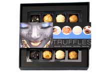 Chocolate Truffle Emotions / Enjoy our Love in a Box Chocolate Truffle Emotions. Delicious chocolate truffles wrapped in a mysterious way.