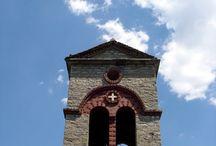 Churches - Εκκλησίες στα Γρεβενά / Churches found around the Grevena district - Εκκλησίες του Νομού Γρεβενών