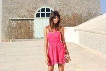 El vestido #musthave / Summer dress from Adlib SS2016 Collection Charo Ruiz Ibiza.