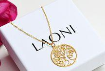 Biżuteria Ślubna / Wedding Jewelry / W biżuterii ślubnej od Laoni można się zakochać. Wyjątkowe i niepowtarzalne wzory spowodują, że poczujesz się cudnie.