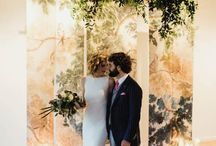 "inspo ""mODeRn"" wedding / The modern and -why not?- out of the ordinary wedding!"