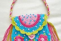 bolsitos crochet