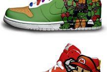 Sneakerhead / by mozy gonzalez