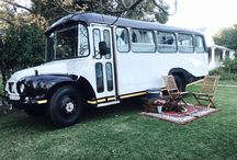 Our Bedford Bus