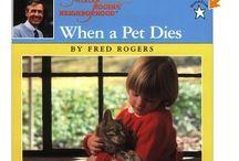CCVC books pet loss (for kids) / by Megan Baus Niehoff