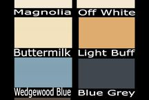 Paint colors for Edwarian homes