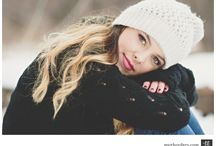 Winter photoshoot