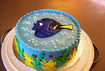 Jervis Birthday Cake