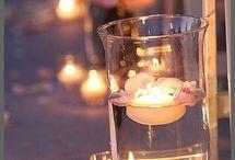 Gyertyák, lámpák / Candle, lamps